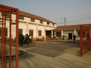 winch manufacturing factory