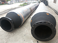 flexible dredging hose max