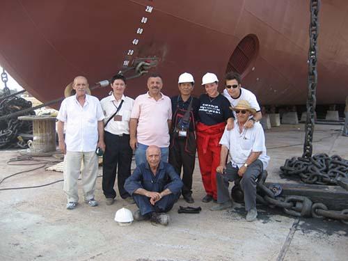 Turkey ship launch max 1
