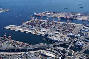 green port