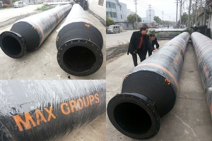 MAX discharge hose 2