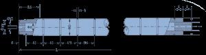 cylindrical tug