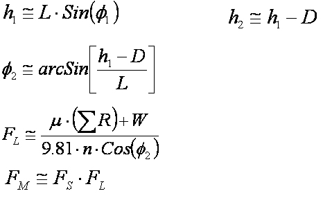 chain selection equation