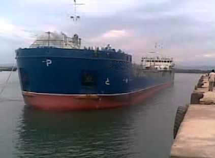 side-berthing