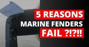 5 ways fenders fail and fender maintenance